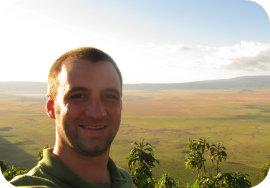 Casey O'Connell, Safari Consultant