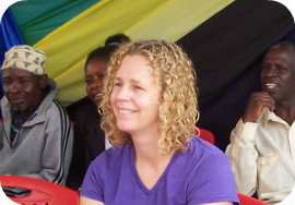 Shannon Skally, Project Zawadi Program Director