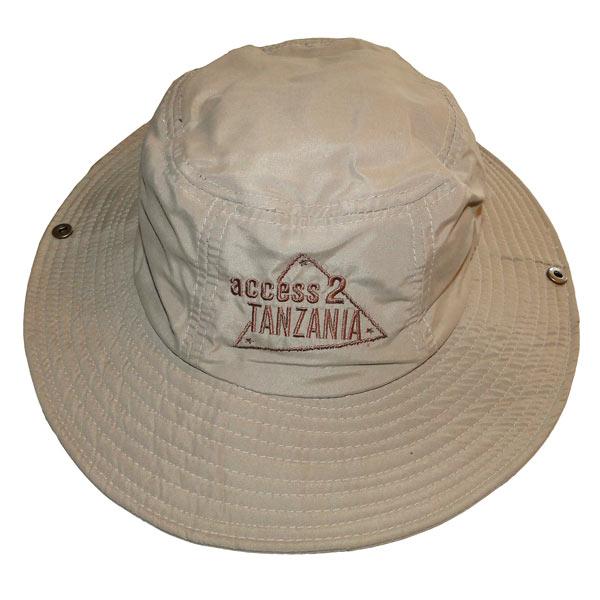 e1d33d88e14 Microfiber Bucket Hat - Access 2 Tanzania Access 2 Tanzania