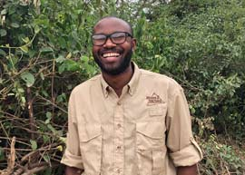 Andrew Tanzania Safari Tour Guide
